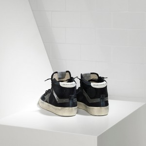 Men Golden Goose GGDB 2.12 In Tessuto Tecnico Sneakers