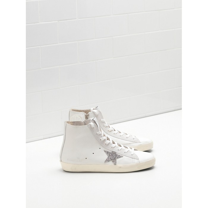 Men Golden Goose GGDB Francy Limited Edition With Swarovski Crystal Sneakers