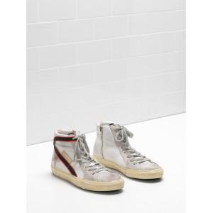 Men Golden Goose GGDB Slide In Ren Balck Sneakers