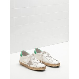 Men Golden Goose GGDB Superstar Leather Suede Star Rubber Sole Smeare Sneakers