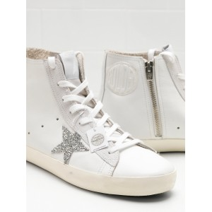 Women Golden Goose GGDB Francy Limited Edition With Swarovski Crystal Sneakers