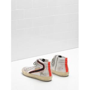 Women Golden Goose GGDB Slide In Ren Balck Sneakers