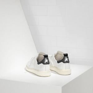 Women Golden Goose GGDB Starter In Traforata White Spot Sneakers