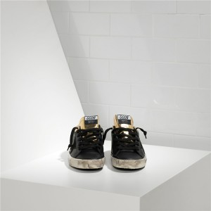 Women Golden Goose GGDB Super Star Limited Edition Leather Suede Star Sneakers